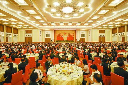 人民大会堂宴会厅