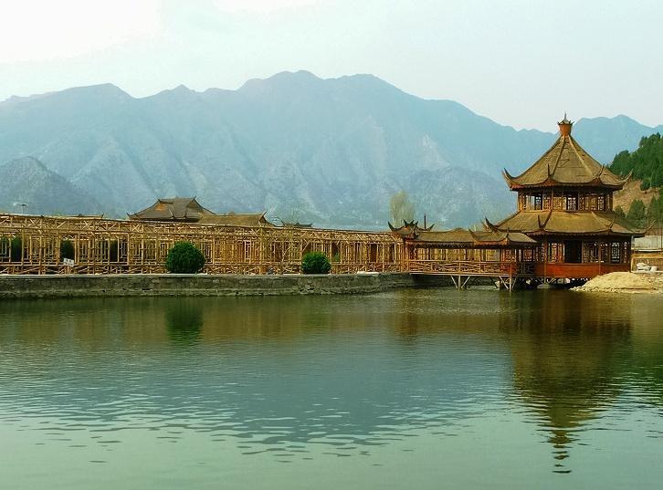 北京市昌平区十三陵水库