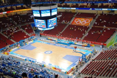 凯迪拉克中心(原五棵松体育馆)图片-内部图