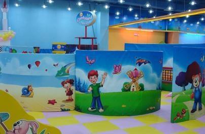 奇乐儿儿童主题公园图片-内部图