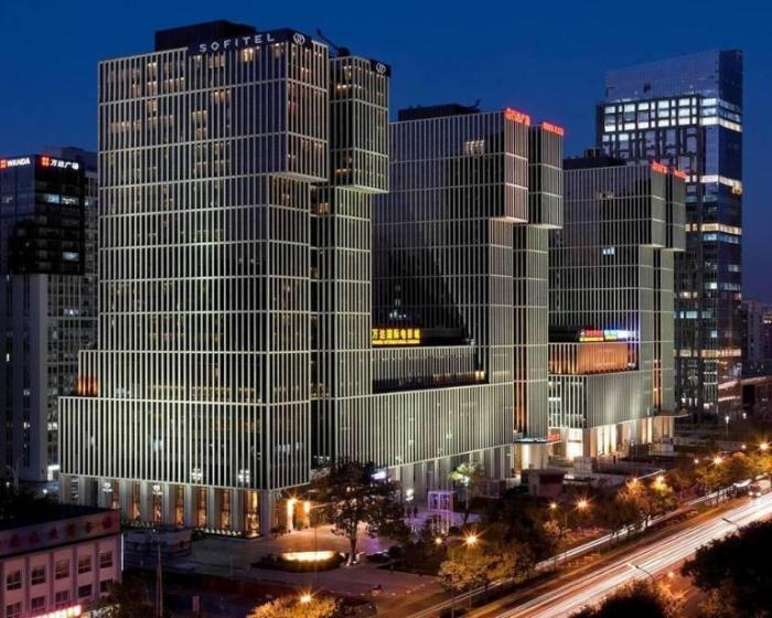 北京万达索菲特大酒店图片4