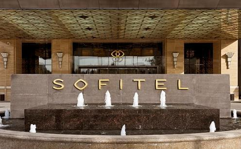 北京万达索菲特大酒店图片3