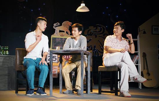 枫蓝国际小剧场场馆图
