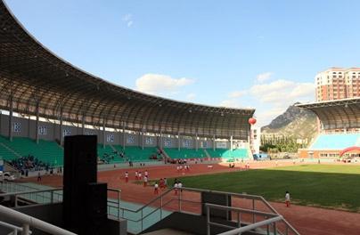 朝阳体育馆图片3