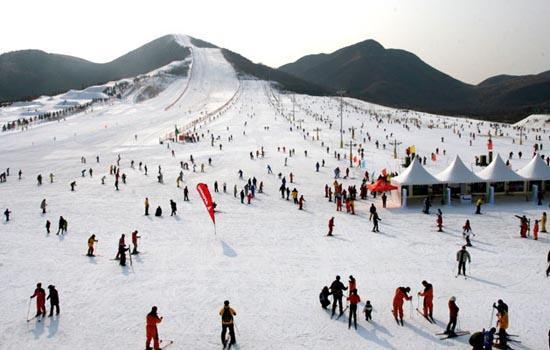 中国乐谷草地音乐公园(北京渔阳国际滑雪场)图片4