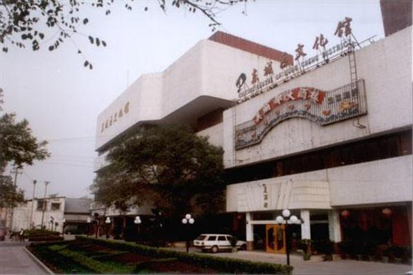 风尚剧场场馆图