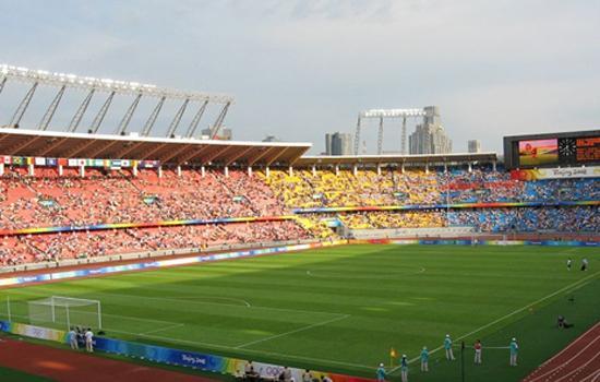 工人体育场图片1