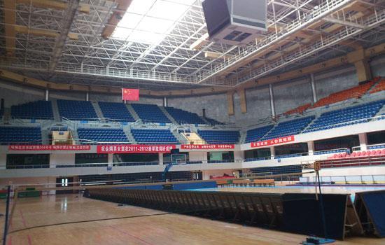 北京首钢篮球中心图片3