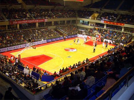 北京首钢篮球中心图片2