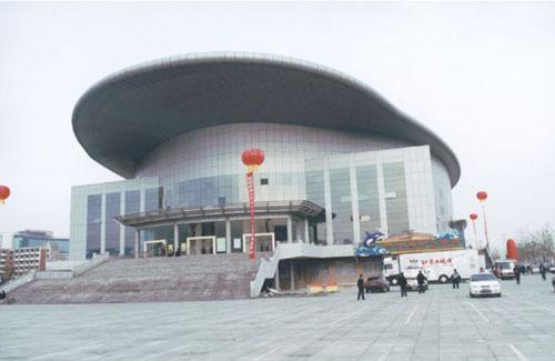 北京首钢篮球中心图片1