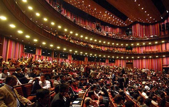 国家大剧院戏剧场内部图