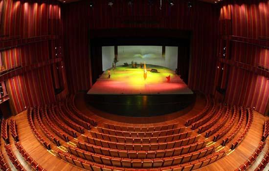 国家大剧院戏剧场座位图