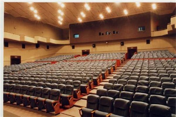 中戏实验剧场场馆图