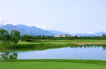 北京华彬国际高尔夫俱乐部场馆图