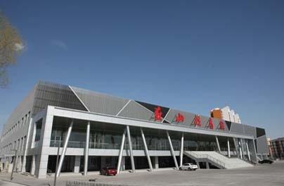 北京燕山体育馆图片1