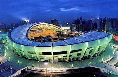 上海八万人体育场