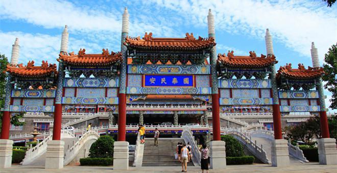香河中信国安第一城