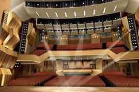 北京BTV大剧院座位图