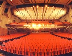 中国剧院座位图