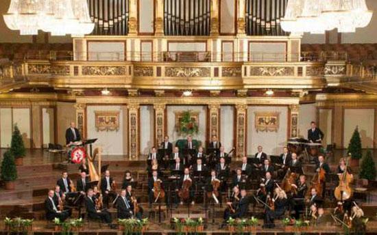 维也纳约翰施特劳斯管弦乐团北京新年音乐会
