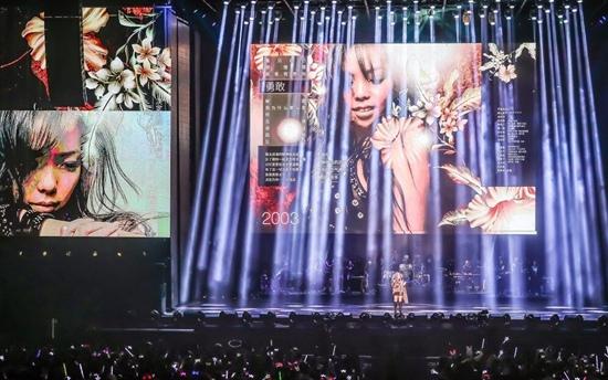 张惠妹演唱会北京站