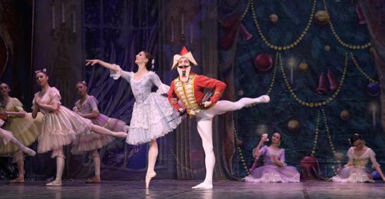俄罗斯芭蕾国家剧院芭蕾舞胡桃夹子