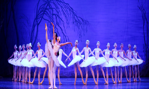 乌克兰哈尔科夫国家芭蕾舞剧院天鹅湖