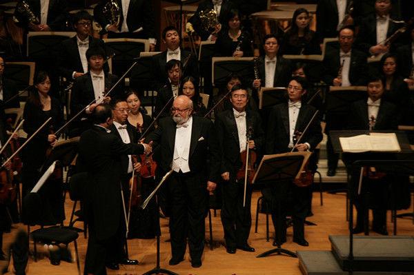北京国庆音乐会
