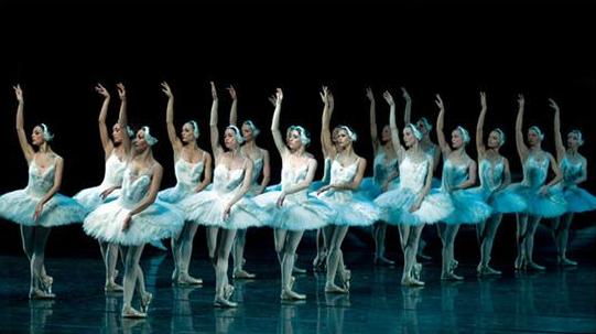 北京2018芭蕾舞剧天鹅湖