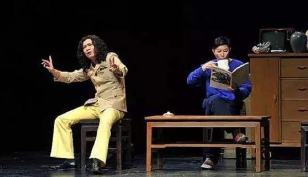 北京人民艺术剧院演出话剧玩家