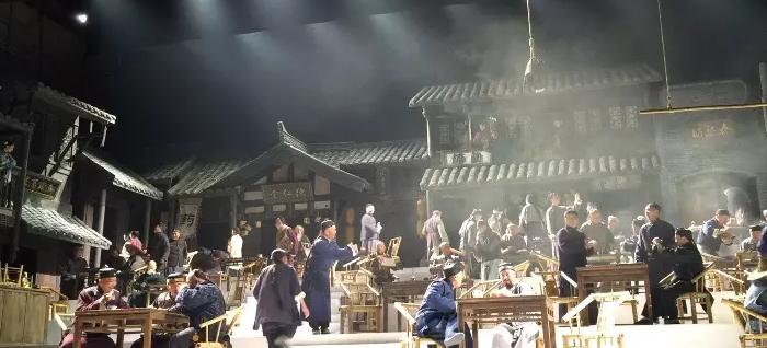 四川版话剧茶馆2018