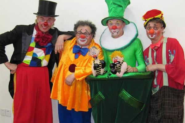 俄罗斯幽默大师欢乐小丑汇小丑也疯狂