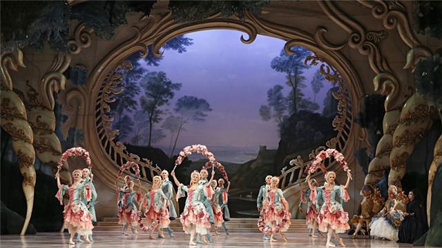 芭蕾舞睡美人