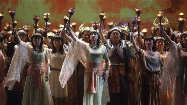 国家大剧院制作歌剧阿依达