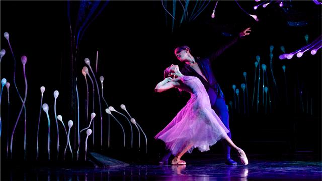 芭蕾舞仲夏夜之梦