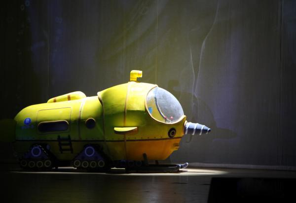 儿童剧海底小纵队之极地大探险