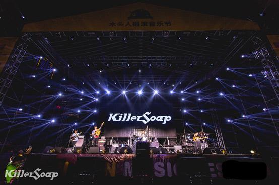 打扰一下乐团杀手锏乐队北京演唱会