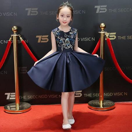 2019亲子新年音乐会北京站红毯小明星