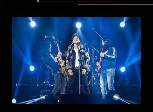 汪峰就这样巡回演唱会北京站