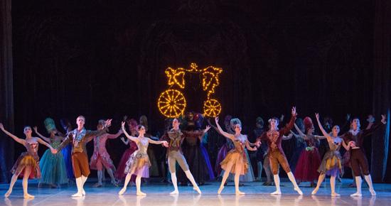 芭蕾舞灰姑娘