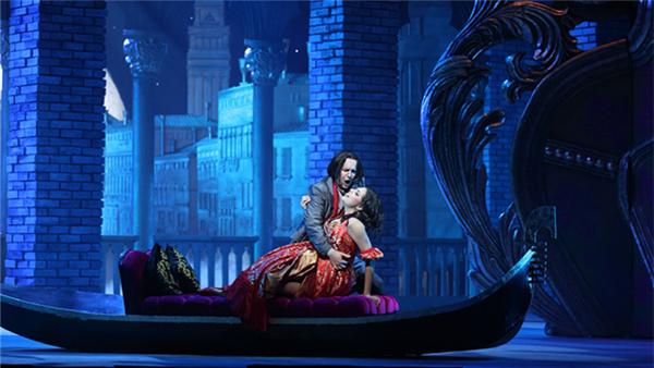 国家大剧院制作歌剧霍夫曼的故事