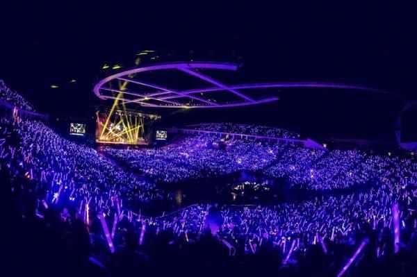 許嵩北京演唱會