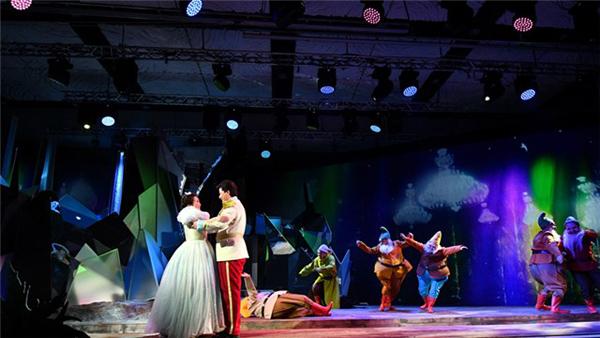 国家大剧院原创儿童歌剧白雪公主