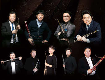 木管随想独奏交响音乐会
