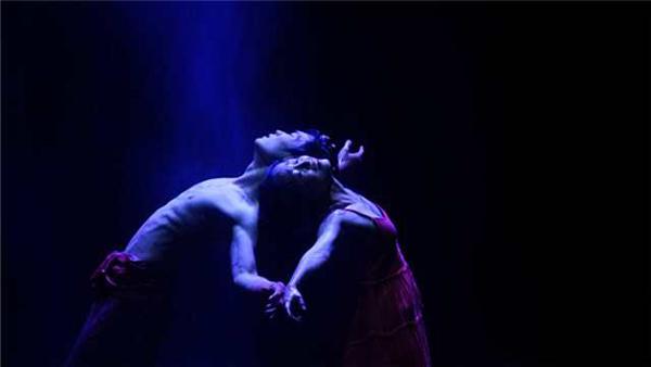 北京现代舞团水问