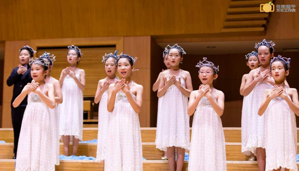 北京少儿爱乐合唱团醉美童声专场音乐会