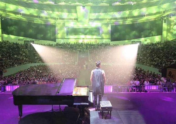 马克西姆钢琴北京音乐会