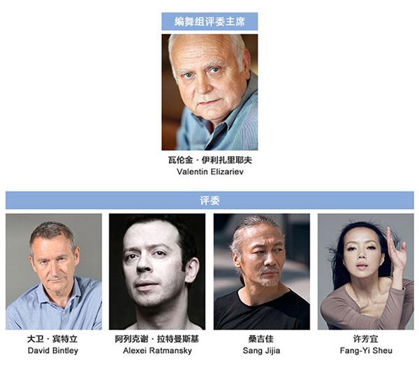 第五届北京国际芭蕾舞暨编舞比赛