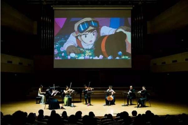 天空之城久石讓宮崎駿經典視聽音樂會