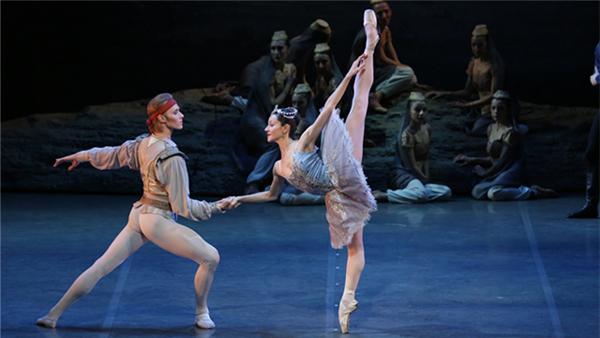 芭蕾舞海盗
